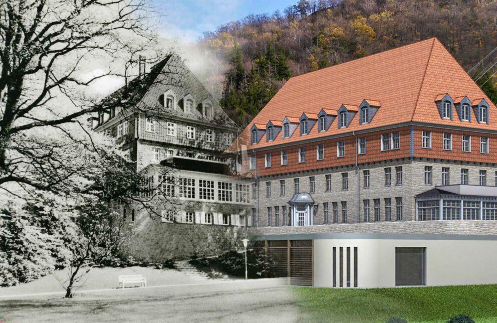 Vergleich Ettershaus alt-neu
