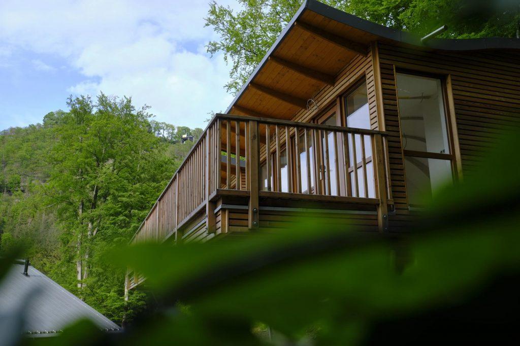 Baumhaus im grünen