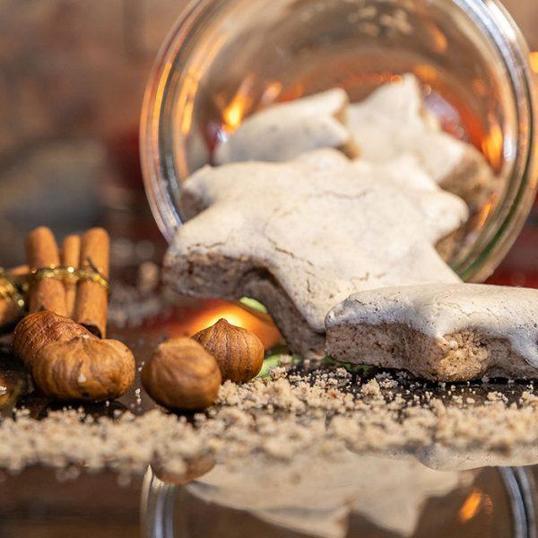 leckerer Kekse aus dem Glas